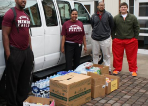 Hattiesburg disaster relief