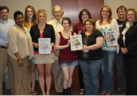 Rankin Creative Writing Students Present College Ink