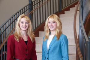 Inductees include, from left to right, Bracken Carroll, Byram and Rachel Carroll, Byram. (April Garon/Hinds Community College)