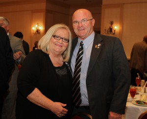 Janet Wasson and Thomas Wasson were named 3E award recipients for Hinds Community College in a surprise announcement at the April 29 Employee Appreciation Event.
