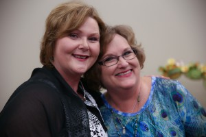 Colleen Hartfield and Jackie Granberry
