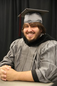 Zachary Lilley of Florence graduated from Hinds Community College on July 29 with an Associate Degree in Nursing.