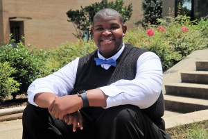 Jeffery Fairley was one of 50 students nationwide selected to be a 2017 HBCU All-Star and will serve a one year term as Ambassador for the White House Initiative on Historically Black College and Universities. Fairley is a biology pre-med major at Hinds Community College's Utica Campus.