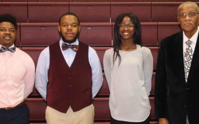 Hinds CC Utica Campus honors Foundation scholarship recipients