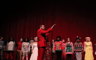 Hinds CC Music Department hosts 2018 Christmas Spectacular