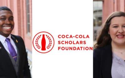 Hinds CC students named Coca-Cola Academic Team Silver Scholar