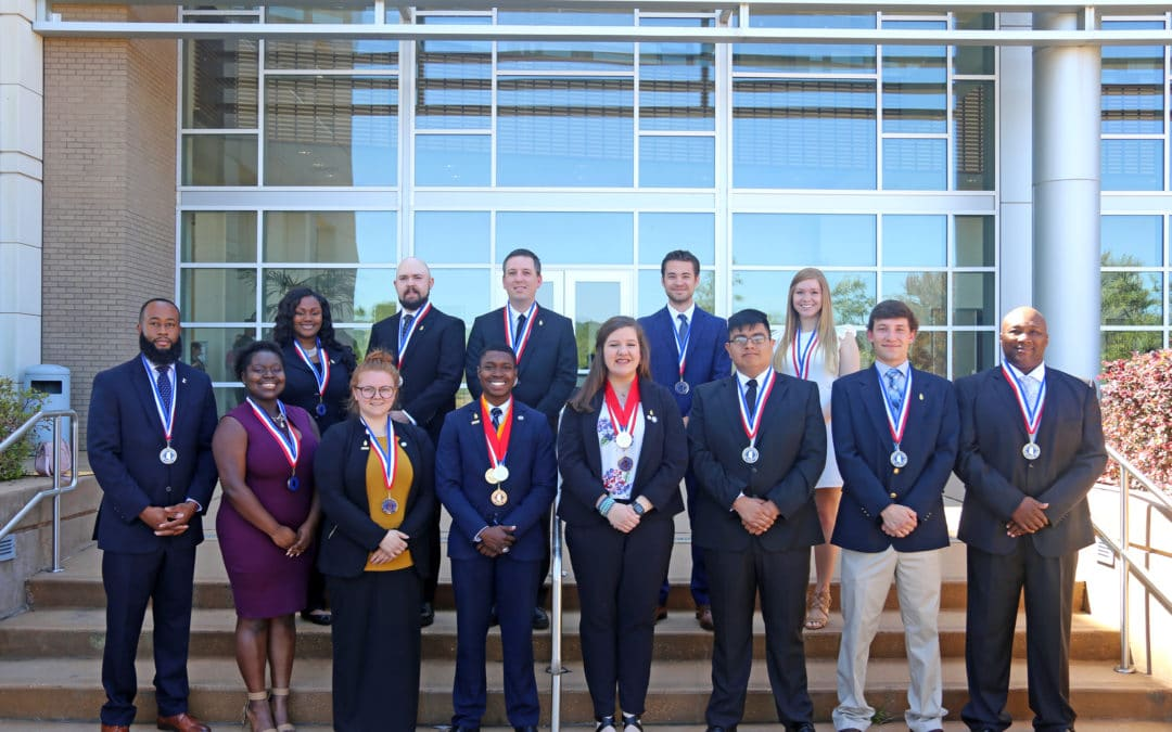 Hinds CC places 15 students on All-Mississippi Community College Academic Team