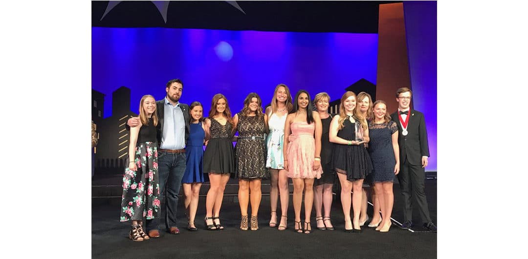 Hinds CC Phi Theta Kappa chapters win honors at international convention