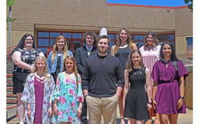 Hinds CC Rankin Campus Honors program awards 11 scholars
