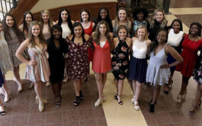 Hinds Hi-Steppers selects 2019-2020 dancers