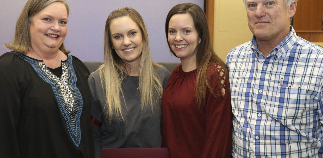 Hinds CC Rankin Campus nursing student receives McCulloch Scholarship