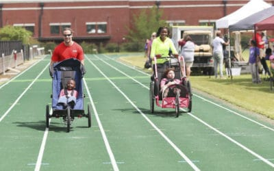 Hinds CC hosts 10th annual special education field day for Hinds County students