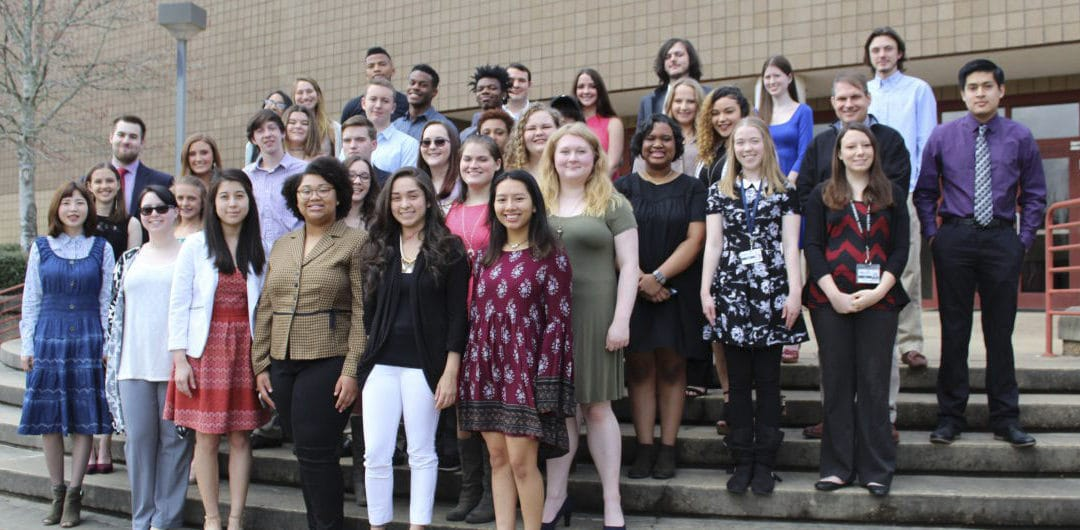 Hinds CC Rankin Campus inducts new Phi Theta Kappa members