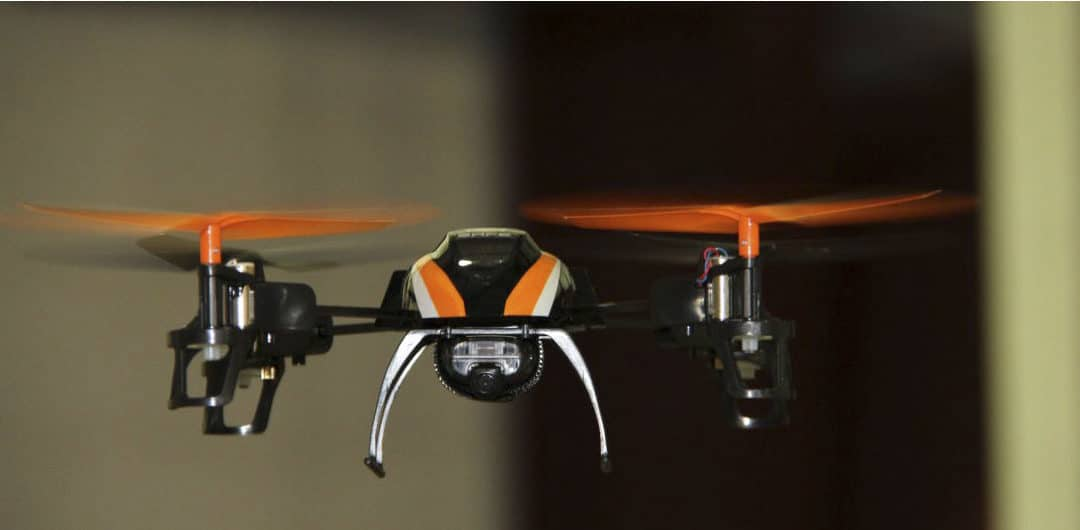 Hinds CC a training ground for safe operation of drone technology