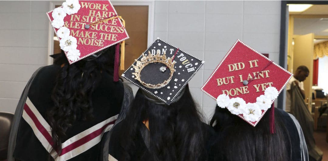 Hinds CC Utica Campus has graduation ceremony