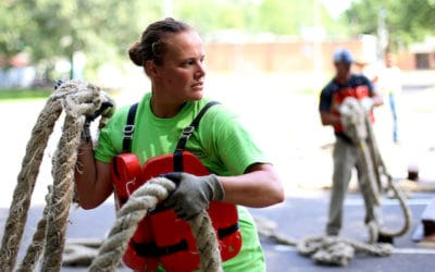 Deckhand trainees latch onto careers in Vicksburg
