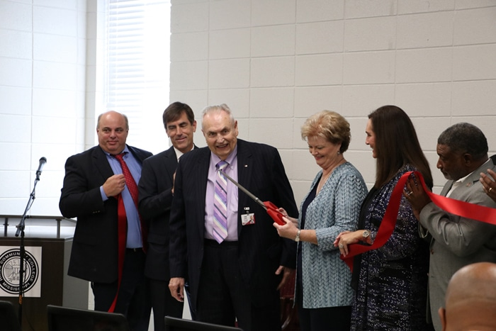 Vicksburg WIN Job Center opens officially at Vicksburg-Warren Campus
