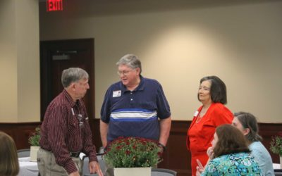 Candids from the 50+ Luncheon for alumni who graduated in 1969 or prior years