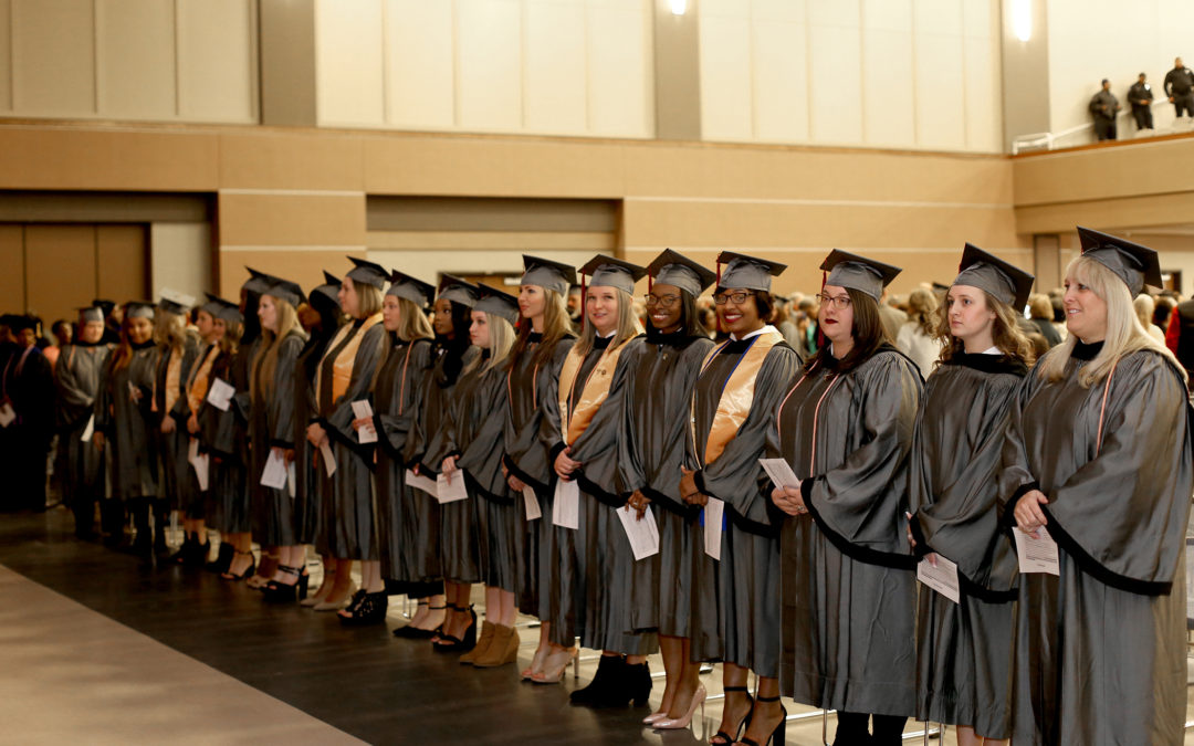 Nursing, allied health students graduate on Dec. 18