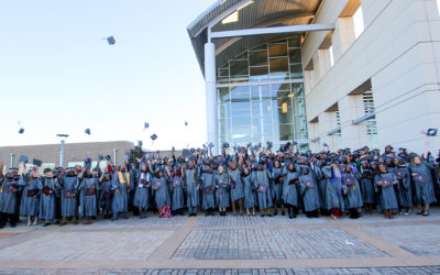 More than 1,300 receive credentials at fall graduation ceremonies
