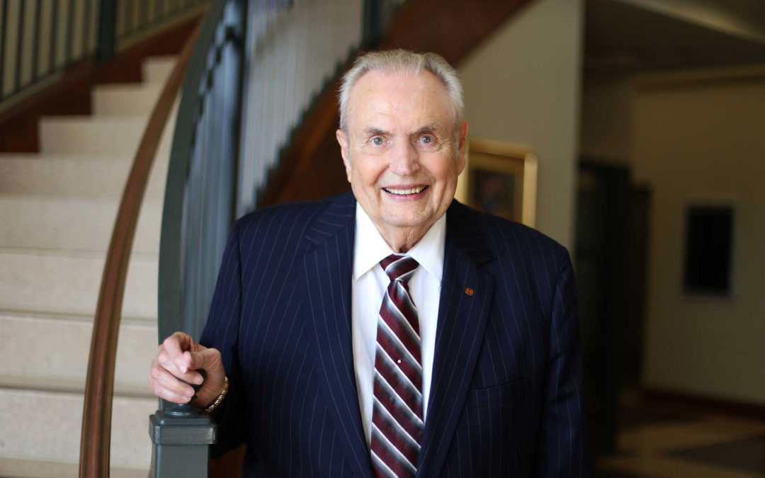 Hinds CC President Dr. Clyde Muse announces retirement plans
