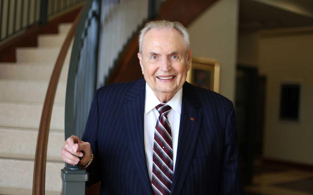 Hinds CC President Dr. Clyde Muse announces retirement plans