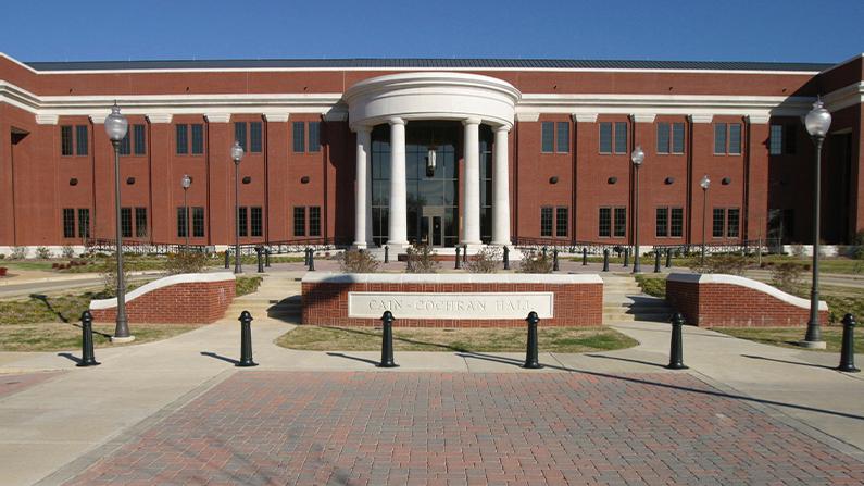 Cain-Cochran Hall - Raymond Campus