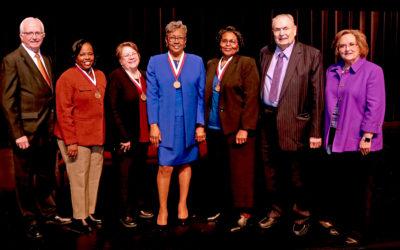 Emeritus status awarded to four retirees