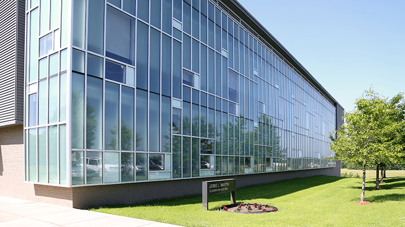 Jobie Martin Building - Jackson ATC
