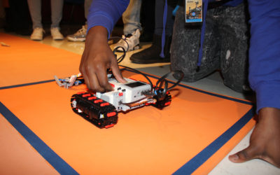 Hinds CC holds robotics competition as part of NASA week