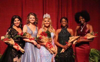 Eagle Beauty Revue winners named