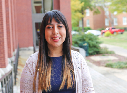 Serratos named a 2020 New Century Transfer Scholar