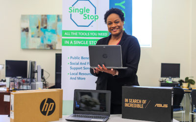 Hinds CC Single Stop receives grant for laptops for students in need