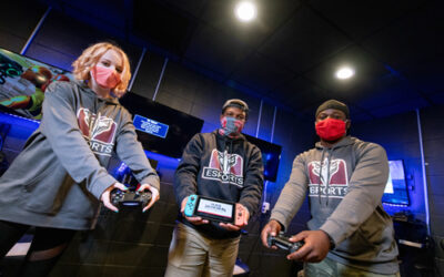 Hinds CC Esports ready to score big in second season
