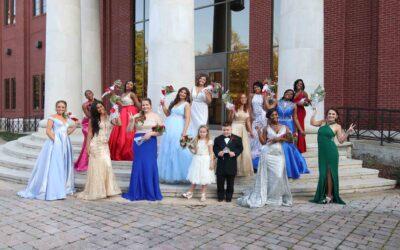 Homecoming Court festivities photo gallery