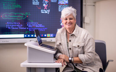 Hinds CC business instructor touches lives in many ways