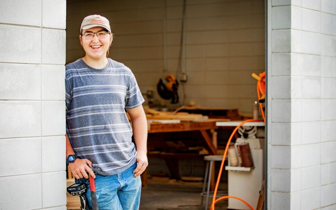 MIBEST a perfect challenge for carpentry student