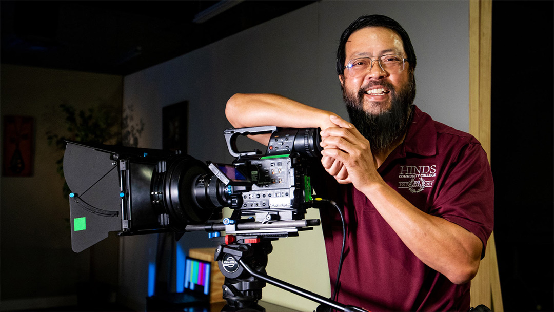 Hinds CC Film and Television instructor helps grow industry in state