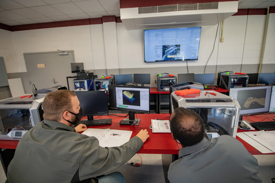 Hinds, ERDC expand partnership for training in Unmanned Aircraft Systems technology