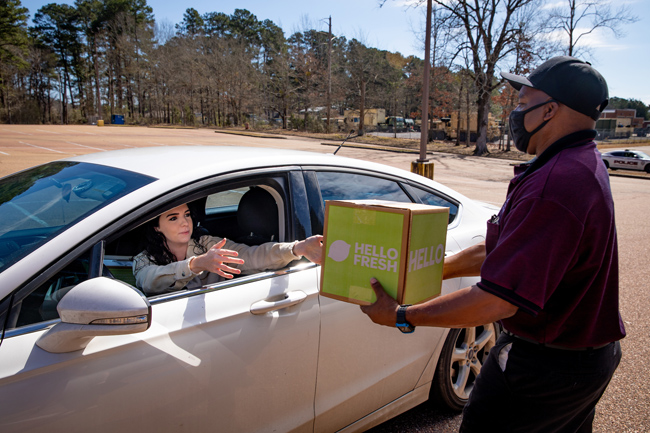 Donations assist Hinds students affected by winter storm