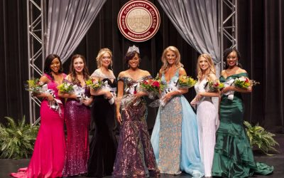 Griffin named Most Beautiful in annual Beauty Revue
