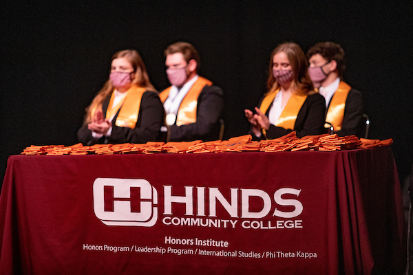 Hinds CC Raymond Campus inducts new PTK members