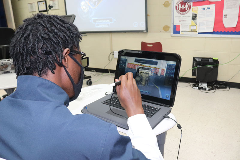 Automotive Technology driving future for Utica Campus students