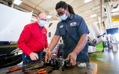 Apprentices eager to work thanks to partnership between Hinds CC, Empire