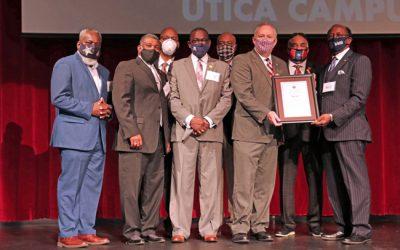Utica Institute Museum honored with Senate resolution