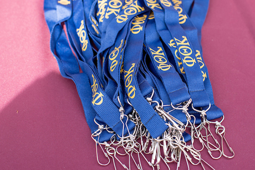 PTK neck ribbons