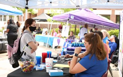 Employment opportunities abound at job fair