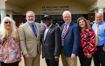 New terminal building opens at airport