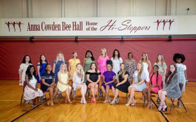 Hi-Stepper precision dance team named for 2021-22