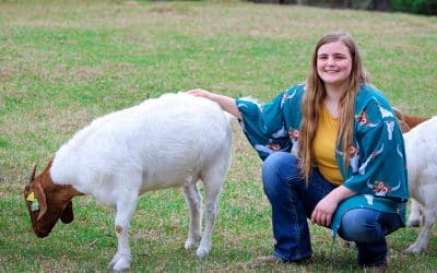 Hinds helps ag champion grow talents